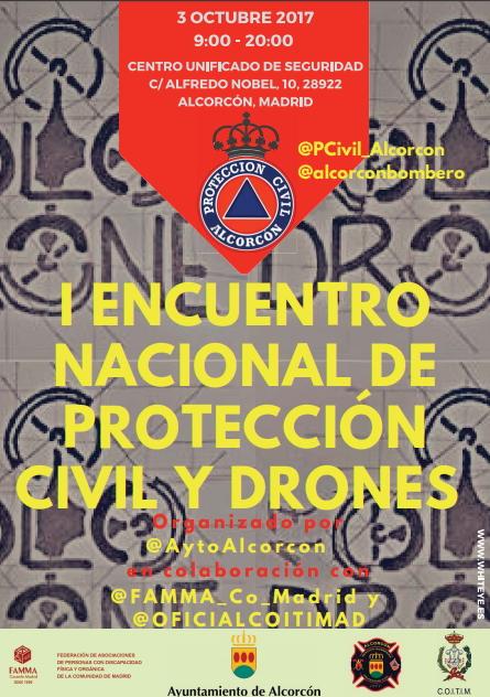 encuentro drones1